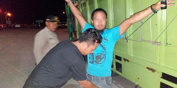 Polisi Periksa Penumpang Kapal Roro KMP Lome 1
