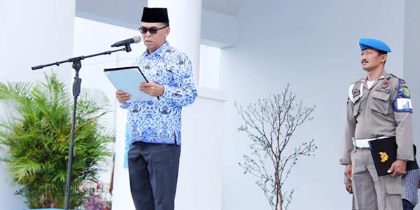 Hari Kesaktian Pancasila, Wansis Bacakan Ikrar Ketua DPR RI 1