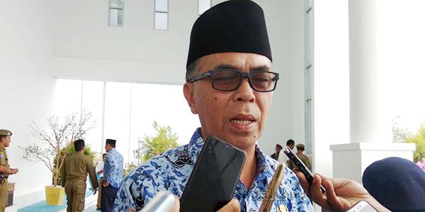 Hari Kesaktian Pancasila, Wansis Bacakan Ikrar Ketua DPR RI 2