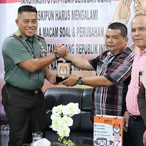 Kodim 0315/Bintan Siap Sukseskan Pilkada Serentak Tahun 2020 9