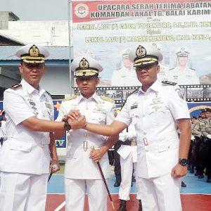 Letkol Laut Mandri Kartono, Jabat Danlanal Karimun 5