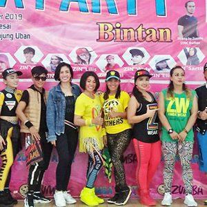 Zumba Party Digelar di Bintan 9