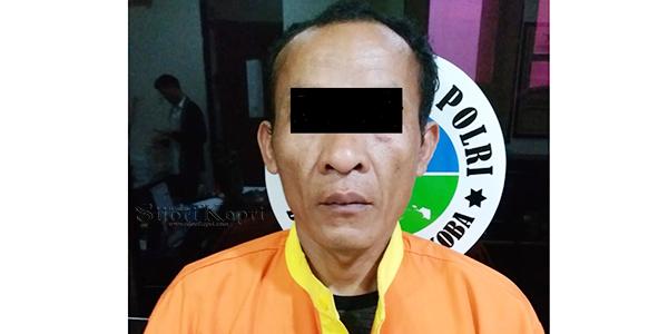 Bawa 1,5 Kilogram Sabu, Pekerja Migran Indonesia Ilegal Ditangkap