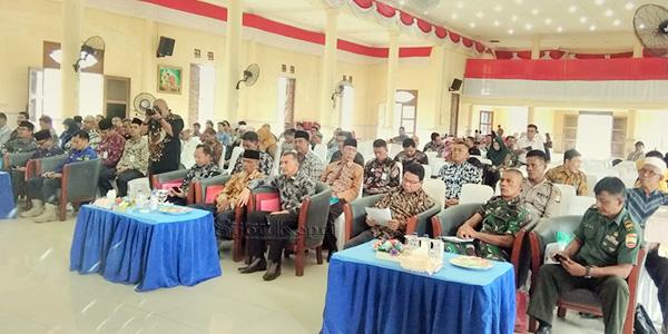 Sekda Natuna Buka Musrenbang Perubahan RPJPD 2005 - 2025 1