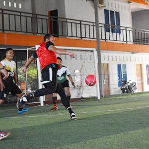 Sumpah Pemuda, Polres Tanjungpinang dan Insan Pers Olahraga Futsal Bersama 10