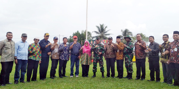 Wabup Natuna Apresiasi Kinerja Jajaran TNI AD 3