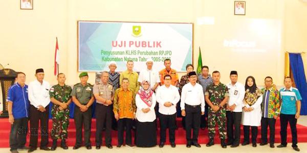 Pemda Wajib Buat KLHS ke Dalam RPJMD, RPJPD dan RTRW