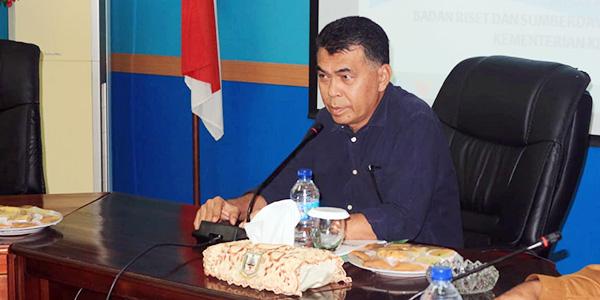 Sekda Pimpin FGD Kajian Pemilihan Lokasi Budi Daya Ikan Laut Natuna 3