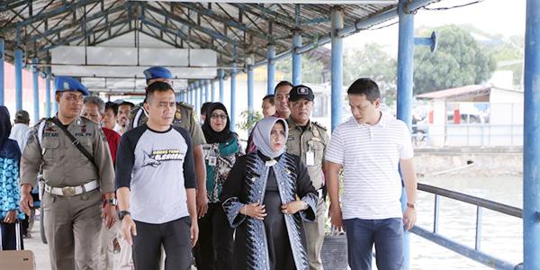 Kapal Ferry Batam – Pinang Gagal Berangkat