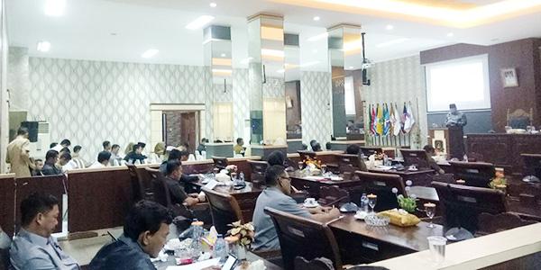 Pemkab Anambas Usulkan Tiga Ranperda ke DPRD