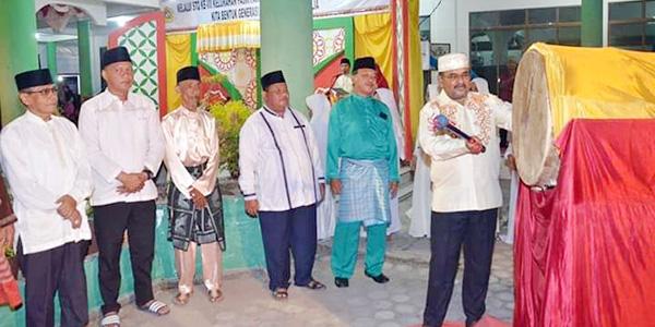 MTQ Desa Tanjung Batu Menyamai MTQ Tingkat Kecamatan