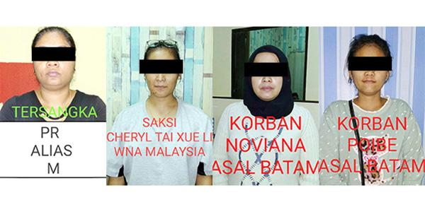 Hendak Pekerjakan WNI Secara Ilegal, Warga Malaysia Ditangkap