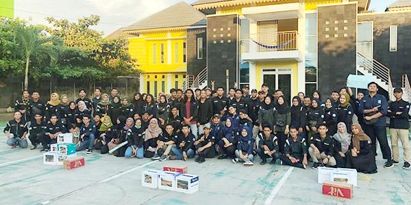 IPMKR-Y Gelar Galang Dana Korban Banjir Lebak Banten