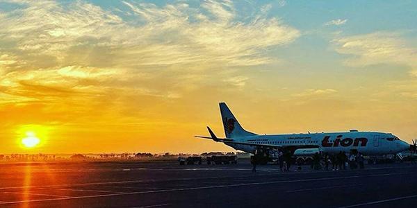 Lion Air Pulangkan 81 Penumpang dari Bali ke Wuhan