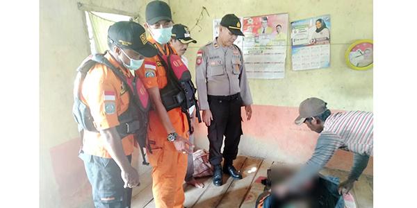Hilang di Perairan Pulau Hantu, Jasad Kago Ditemukan