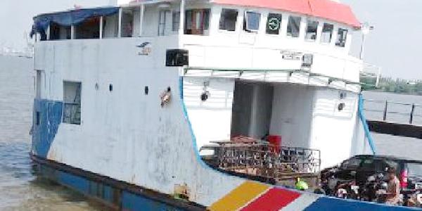 Jadwal Kapal Roro KMP Paray Jagoh – Penarik