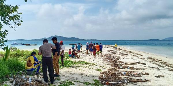 Pria Ini Hilang Saat Cari Umpan Mancing di Pulau Hantu