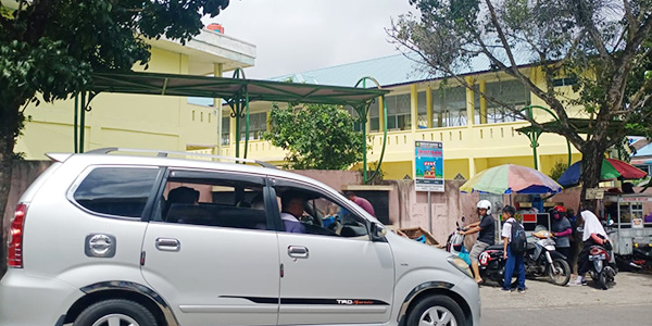 Orang Tua Pasrah, Siswa Yang Dikeluarkan Belum Masuk Sekolah