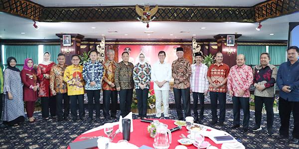 Walikota Hadiri Apeksi Sharing Session Kedua di Bali