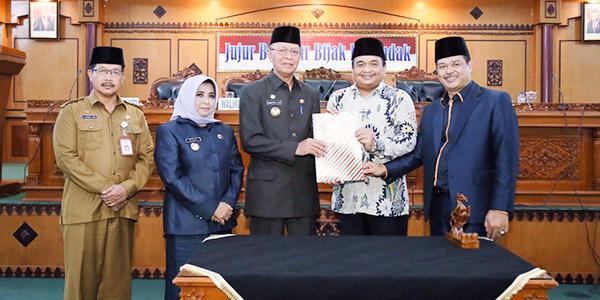 Pemko Usulkan 17 Propemperda ke DPRD Tanjungpinang