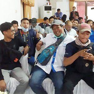 Para Wartawan Kabupaten Natuna