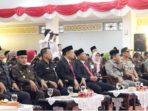 Wakil Bupati Kepulauan Meranti, H Said Hasyim, menghadiri acara pengukuhan Kepala Perwakilan BPKP Provinsi Riau, Farid Firman SE M.Si