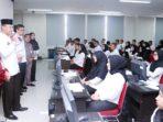 Syahrul Beri Motivasi Peserta SKD CPNS Pemko Tanjungpinang 4