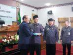 Bupati Natuna Sampaikan Ranperda Kabupaten Natuna Tahun 2020 6