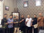 Jemput Bola Ekraf, Dispar Riau dan BRCN Bertandang ke Meranti 1