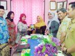 Isteri Bupati Lingga Berkunjung ke Kabupaten Bintan 1