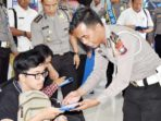 Puslitbang Polri Survey Kinerja Polres Tanjungpinang 10