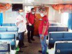 Melayu Raya Ikut Berantas Virus Corona di Bintan 2