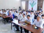 Para OPD dan Instansi Vertikal peserta Rakor bersama Bupati Kepulauan Meranti, H Irwan