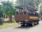 123 TKI Asal Malaysia Terlantar di Selatpanjang 3