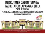 Pemko Tanjungpinang Umumkan Rekrutmen Calon TFL 2