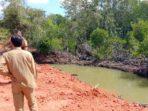 Warga Minta Polisi Cek Izin Penimbunan Mangrove di Uban 2