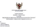 Mendikbud Keluarkan Surat Edaran Pembatalan UN Tahun 2020 1