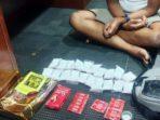 Bawa 1 Kg Sabu dan 1 Kotak Kondom, Pemuda Ini Diamankan Polda Kepri dan Baharkam Polri 9