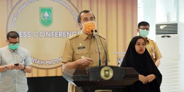 Waspada, Pasien Positif COVID-19 Riau Bertambah Jadi 20 Orang 1