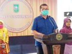 Pasien Positif Corona di Pekanbaru Terbanyak di Kecamatan Tampan 5