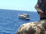 Lima Kapal Ilegal Fishing di Laut Indonesia Dilumpuhkan 2
