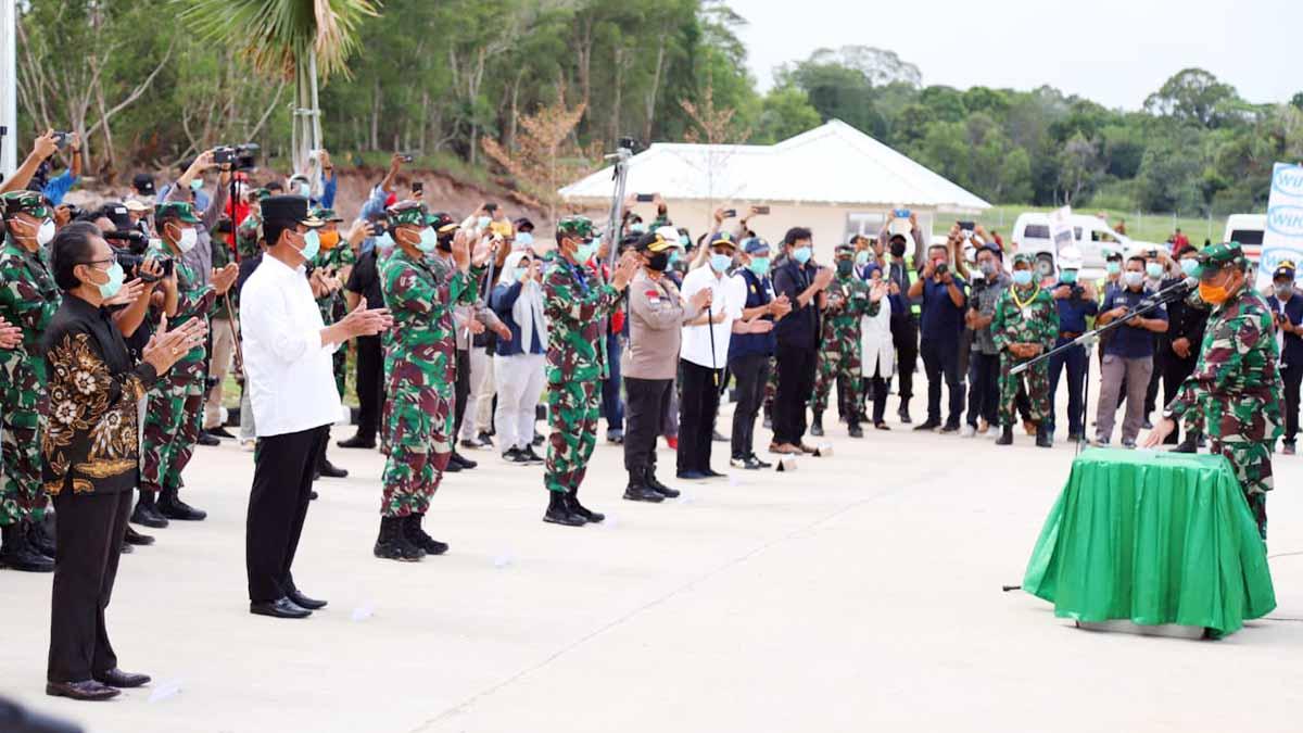 Ketua DPRD Kepri Berharap Tidak Ada Yang Tempati RS COVID-19 Pulau Galang 1