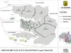 Peta Sebaran ODP COVID-19 Tanjungpinang 3