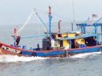 Kembali, KKP Amankan Tiga Kapal Nelayan Asing 1