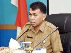 Sekda Natuna Pimpin Rapat COVID-19 5