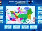 Peta Sebaran Positif COVID-19 dan PDP Batam, 11 April 2020 12