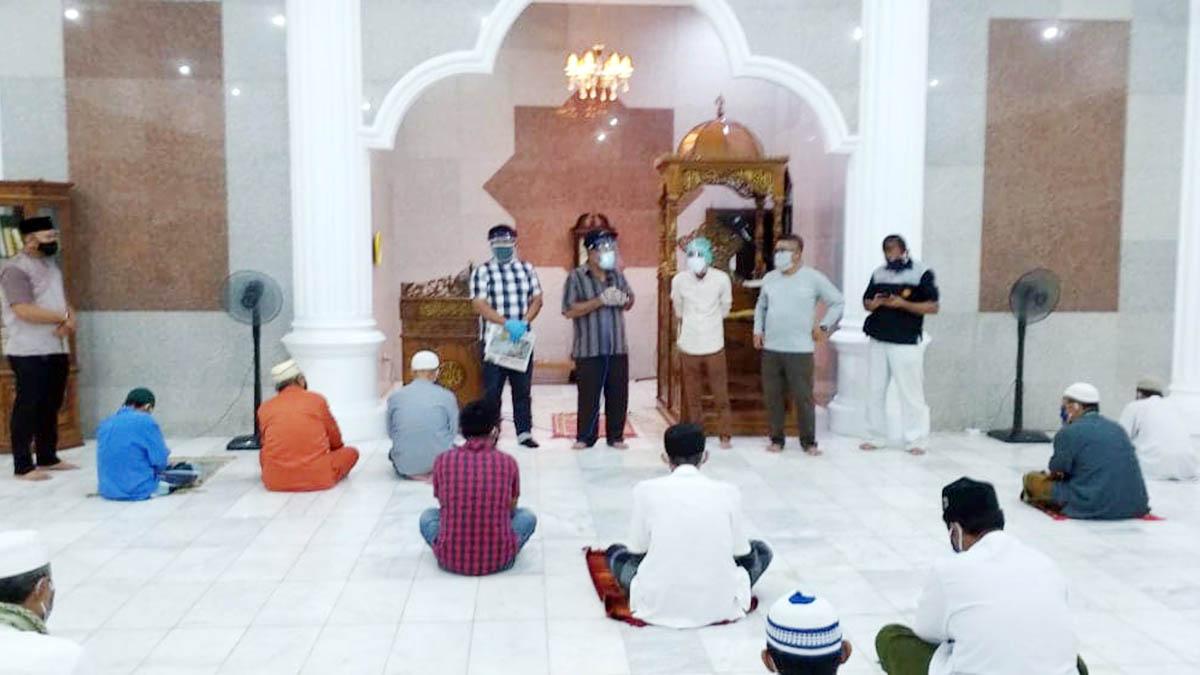 Gugus Tugas COVID-19 Kumpulkan Imam Masjid 1