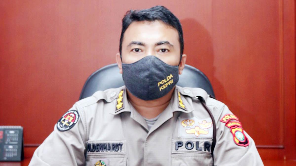 Yos Guntur Yudi Fauris Susanto, Jabat Kapolresta Barelang 45