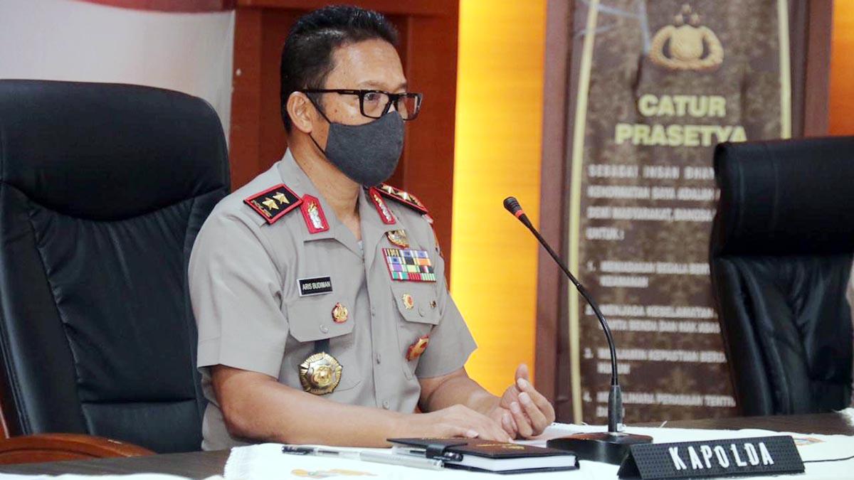 Kapolda Kepri Ingatkan Jajaran Pejabat Utama Polda 8