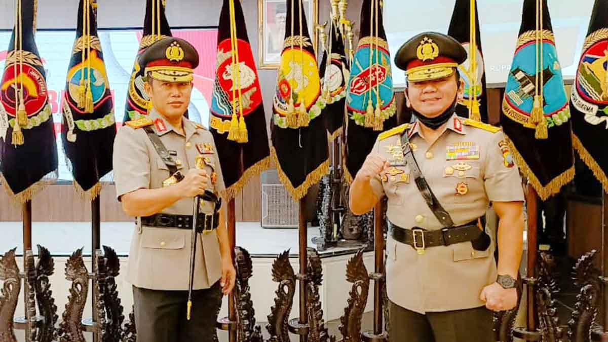 Irjen Pol Aris Budiman Resmi Jabat Kapolda Kepri 8
